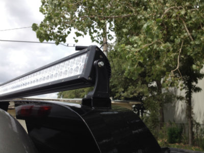 "52"" LED Offroad Light Bar Option"